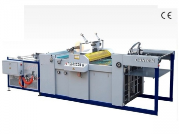 Automatic Paper and Film Laminating Machine