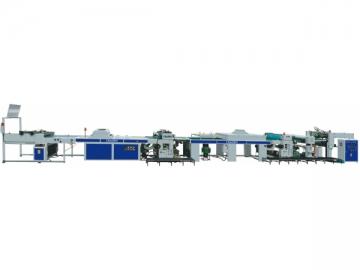 Automatic High Speed UV Coating Machine