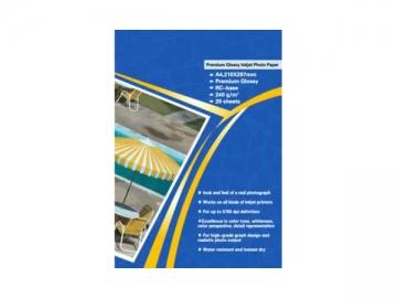 Premium Inkjet Photo Paper (RC Base)