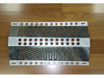 Cold Rolled Perforated Net