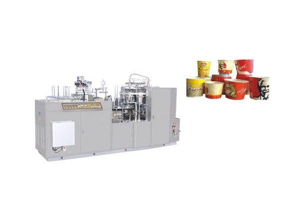 Paper Barrel Forming Machine