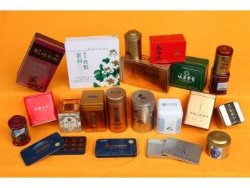 Tin Can, Tin Box
