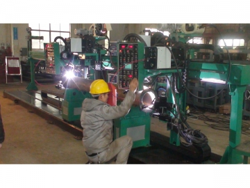 Automatic Pipe Flange Welding Machine (GTAWTIG)