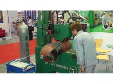 Automatic Pipe Welding Machine (FCAW/GMAW)
