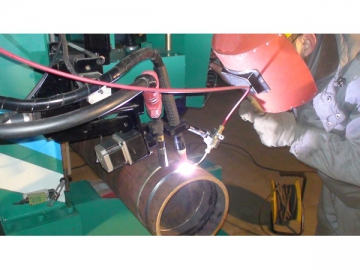 Automatic Pipe Welding Machine (GTAW)
