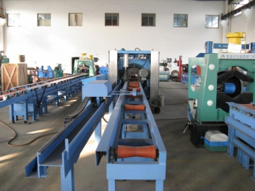 Pipe Conveying System for Cutting Machine
