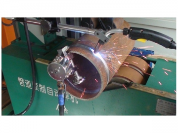 Automatic Welding Machine for Root Pass Weld (FCAW/GTAW)