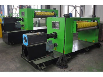 NC CNC Rotary Cross Cutting Machine